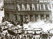 Srpen 1968. Liberec