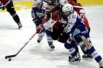 Jablonečtí Vlci na domácím ledě opět prohráli, tentokrát nestačili na krajského rivala z České Lípy.