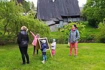 Rodinné centrum Andílek v Železném Brodě.