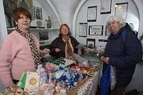 V Železném Brodě se konají adventní trhy.