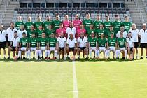 Kompletní sestava FK Jablonec