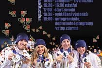 Exhibice biatlonistů v jabloneckých Břízkách ve středu 26. března od 16 hodin.
