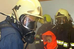 Dýchací přístroje jsou důležitou součástí vybavení hasičů
