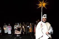 Živý betlém a Betlémské světlo v Železném Brodě