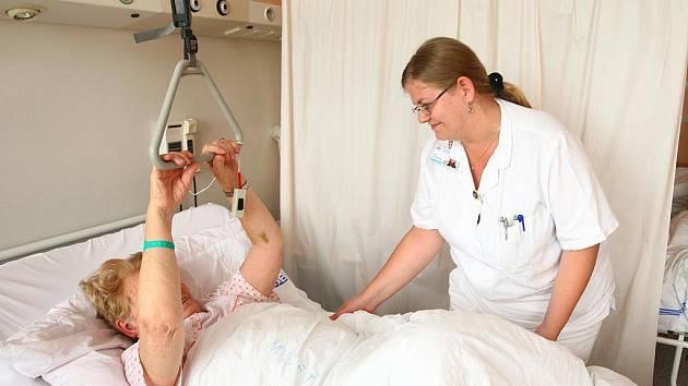 Zdravotní sestřičky. Ilustrační snímek.