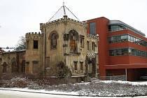 Neisseburg spolku Schalaraffia, dnes majetek společnosti Malina-Safety s.r.o.