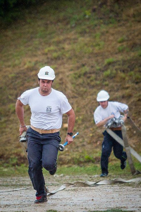 Přeshraniční setkání složek integrovaného záchranného systému v Albrechticích v Jizerských horách