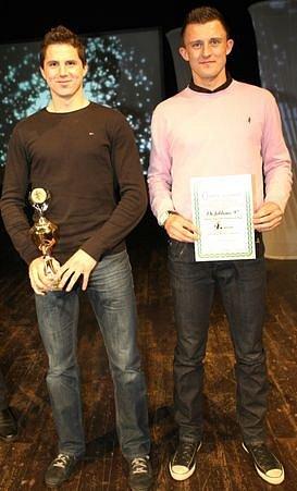 Kategorie družstva dospělí 4. místo fotbal FK Jablonec n.N.