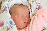 GABRIELA JIROŠOVÁ se narodila v úterý 3. dubna v jablonecké porodnici mamince Šárce Jirošové z Hodkovic nad Mohelkou.  Měřila 50 cm a vážila 3,34 kg.
