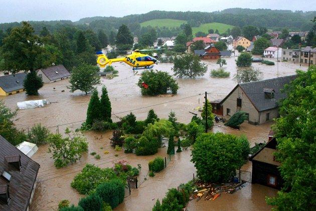 Už je to pět let od ničivých povodní na Liberecku a Českolipsku..