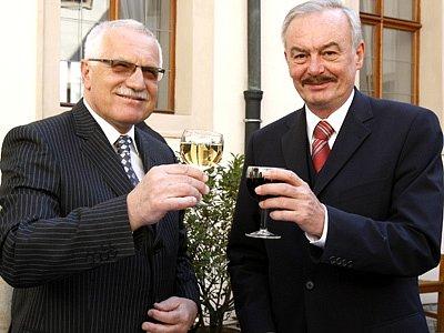 Předseda Senátu ČR Přemysl Sobotka. Ilustrační fotografie.