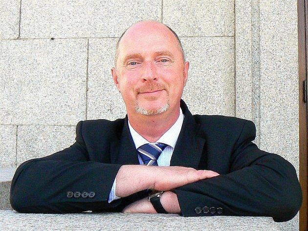 Petr Skokan, českolipský zastupitel a bývalý poslanec.