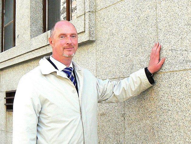 Petr Skokan, poslanec Parlamentu ČR za Liberecký kraj – Věci veřejné.d