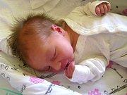Rebeka Jašková se narodila Martině a Romanovi Jaškovým z Jablonce nad Nisou 16. 3. 2016. Měřila 50 cm a vážila 3110 g.