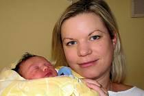 Denisa Pecková s dcerou Denisou