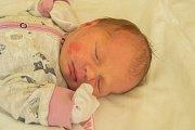 VIKTORKA PAPAY se narodila v úterý 5. září mamince Janě Papay z Pulečného. Měřila 50 cm a vážila 3,72 kg.