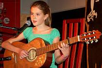 Vítězkou jak v interpretační, tak v autorské kategorii, se stala devítiletá Andrea Bělíková, která na svůj nízký věk složila již pěknou řádku písniček.