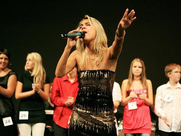 Absolutní vítězkou se loni stala Rita Beňáková.