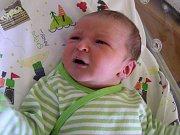 Filip Novotný se narodil Markétě Kotyzové a Ondřejovi Novotnému ze Zásady 17. 4. 2016. Měřil 53 cm a vážil 3710 g.