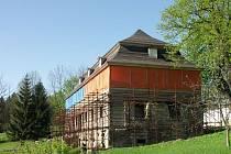 Dnešní podoba Kittlova domu