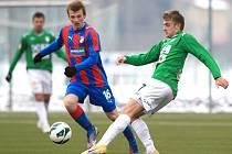 Juniorka Baumitu Jablonec porazila Plzeň hladce 4:0.
