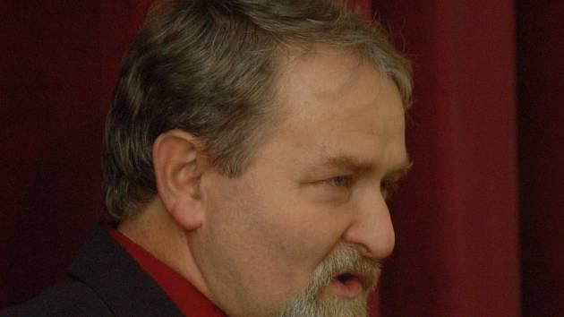 Bohumír Finke, ředitel školy na Malé Skále