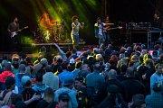 Druhý ročník JBC Festu se tentokrát konal v areálu na Dobré Vodě v Jablonci nad Nisou.
