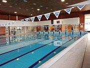 Jablonecký bazén po rekonstrukci.