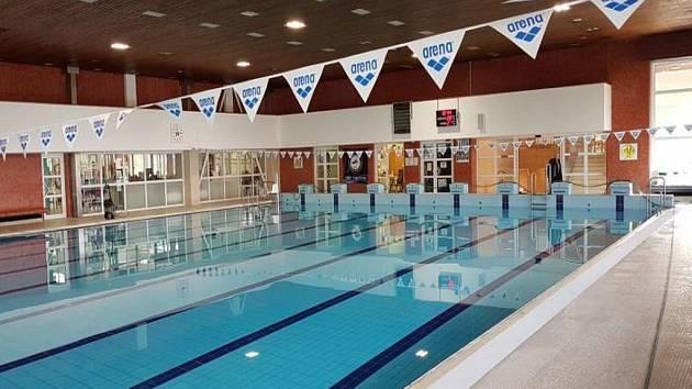 Jablonecký bazén.