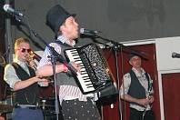 V Jablonci zahrají kapely Vasilův Rubáš a Circus Problem.