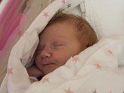 BEÁTA URBÁNKOVÁ se narodila v neděli 22. října mamince Markétě Szalaiové z Jablonce nad Nisou. Měřila 50 cm a vážila 3,30 kg.