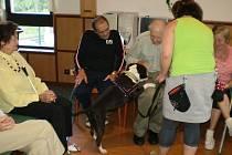 Z programu penzionu pro seniory Atrium v Liberci