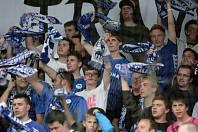 Fanoušci Slovanu Liberec.