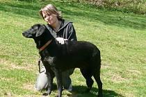 Lucy je fenka křížence labradorského retrívra. Do útulku ji přivedla paní, která tvrdila, že ji našla v Jablonci.