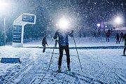 Night Light Marathon v Bedřichově