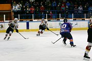 II. hokejová liga, poslední zápas před play offHC Vlci Jablonec - HC Řisuty 1:3
