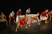 Tanec srdcem. Regionální postupová přehlídka dětských tanečních skupin scénického tance a pohybového divadla s možností postupu na celostátní přehlídku.
