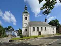 V pátek 21. září v 10 hodin dopoledne odhalí náměstci Lukáš Pleticha a Miloš Vele na vnější zdi kostela sv. Anny z ulice Soukenná pamětní desku.