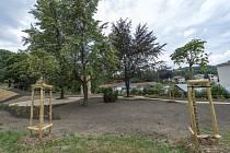Tanvaldské parky prošly rekonstrukcí.