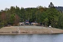 Současný objekt lázní je v havarijním technickém stavu. Město zde chce vybudovat kvalitní zázemí splňující požadavky na pohostinství a rekreaci v 21. století.