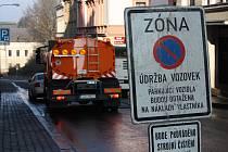 V Jablonci začne příští týden oficiální jarní úklid. Pozor by si měli dát především řidiči