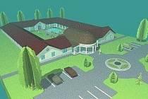 Podobný penzion Senior Park by mohl vyrůst v Desné. Přibližně by pojal dvacet bytů pro seniory.