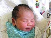 NGUYEN DINH DUY se narodil Nguyen Thanh Loan a Nguyen Dinh Sin z Jablonce nad Nisou 3.8.2016. Měřil 46 cm a vážil 3210 g.