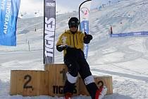Jablonecký akrobatický lyžař Daniel Honzig
