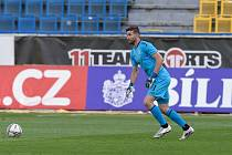 gólman Hanuš FK Jablonec