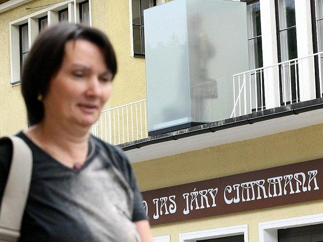 Kino Jas Járy Cimrmana Tanvald.
