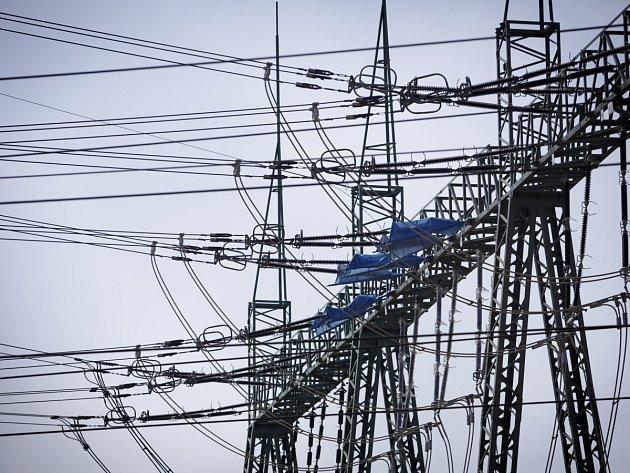 Elektřina. Ilustrační snímek