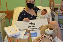 První miminko letošního roku se v Nemocnici Jablonec narodilo 1. ledna ve 3:56 hodin. Jmenuje se Jan Pietschmann.