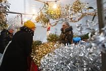 Vánoční trhy v Jablonci nad Nisou.