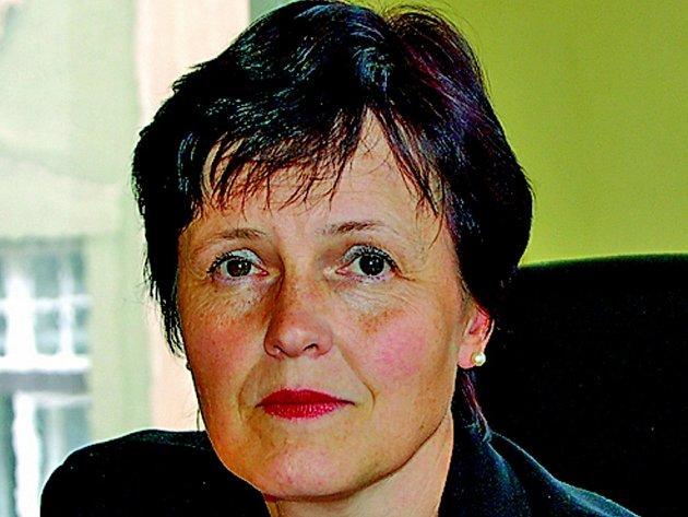 Marta Procházková, ředitelka Eurocentra